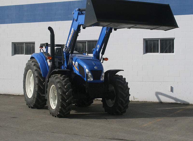 Used Tires Com >> rollins :: New Holland T4.120